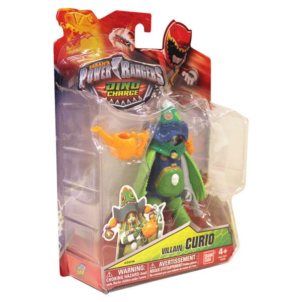 Dino charge Villain Curio