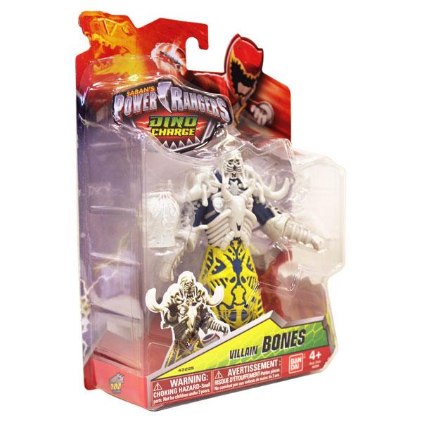 Dino Charge Villain Bones