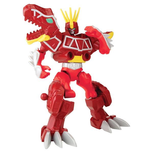 Power Ranger Mixx n Morph Ranger rouge de Bandai