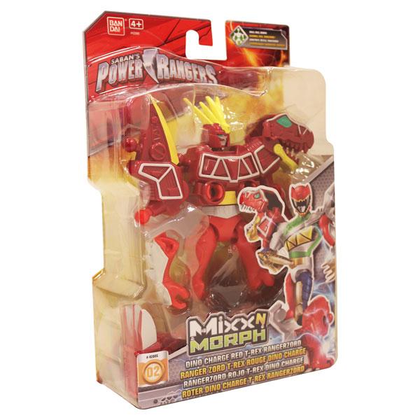 Bandai  Power Rangers  Power Ranger Mixx n Morph Ranger noir  pas cher Achat