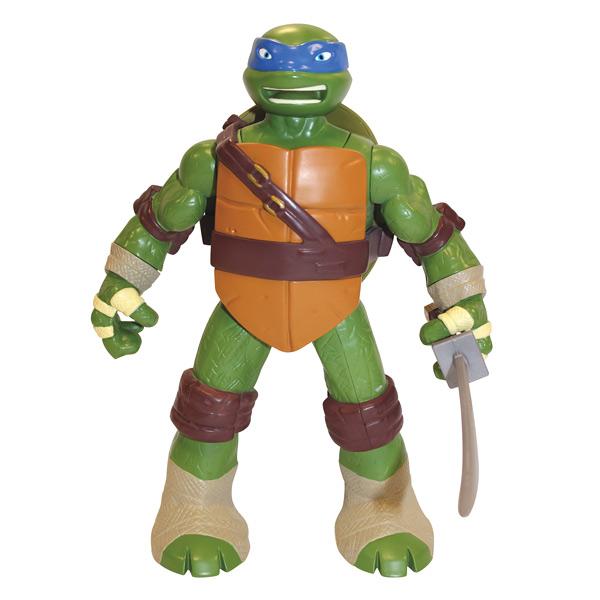 Leo mutation tortue ninja 25 cm giochi king jouet - Tortue ninja couleur ...