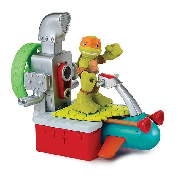 V hicule tortues ninja avec mickey et sonorit s giochi - Vehicule tortue ninja ...