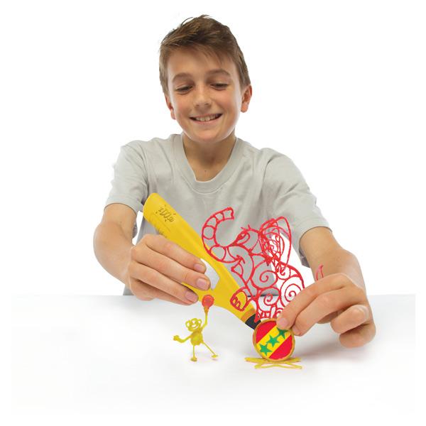 Starter kit IDO3D jaune et rouge
