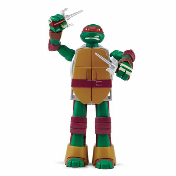 Raph Tortues Ninja 14 cm transformable