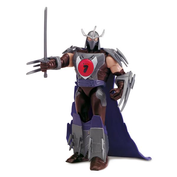 Shredder Tortues Ninja 14 cm Deluxe