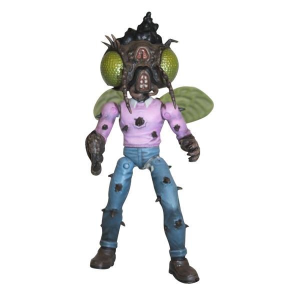 Baxter Fly Stockman figurine articulée TMNT 12cm