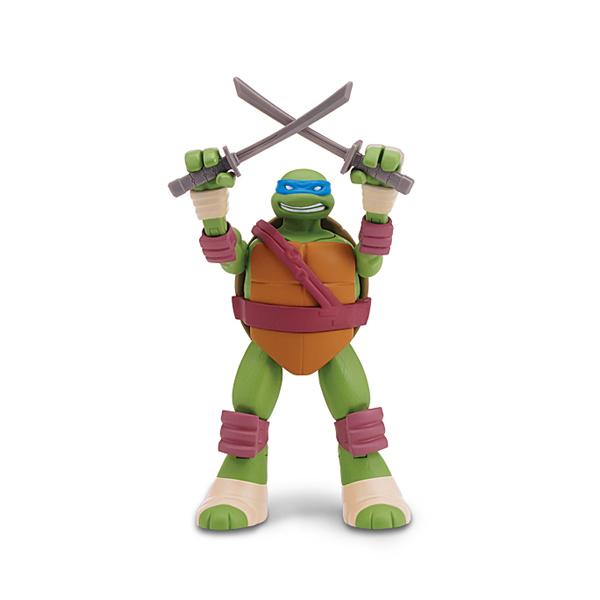 Léo figurine Tortues Ninja 12cm karaté