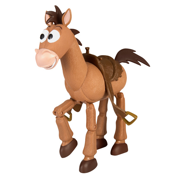 Cheval Pile-Poil figurine Deluxe Toy Story