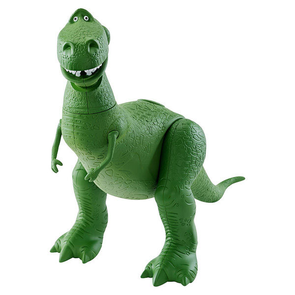 Dinosaure rex figurine deluxe toy story 15 cm mattel king jouet figurines mattel jeux d - Dinosaure toy story ...