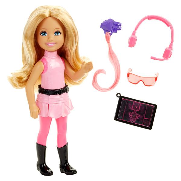 agent secret junior barbie blonde mattel king jouet poup es mannequin mattel poup es peluches. Black Bedroom Furniture Sets. Home Design Ideas