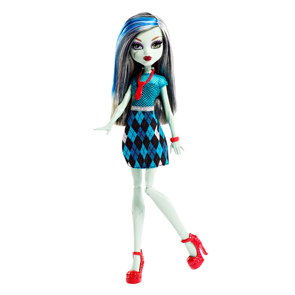 Poupée Goule Monster high Frankie Stein
