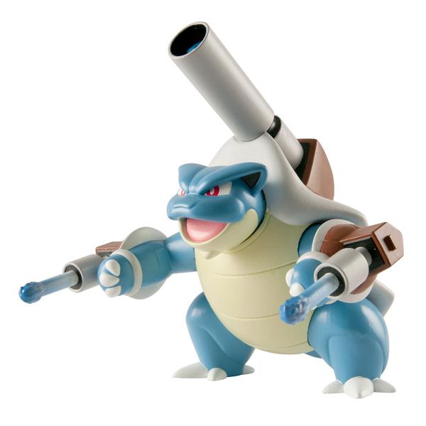 Pokemon Super Figurine Action Mega Tortank