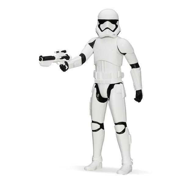 storm trooper figurine star wars titan 30 cm hasbro king jouet h ros univers hasbro jeux. Black Bedroom Furniture Sets. Home Design Ideas