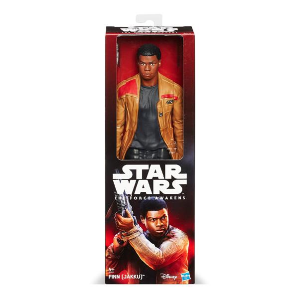 Finn Jakku figurine Star Wars Titan 30 cm