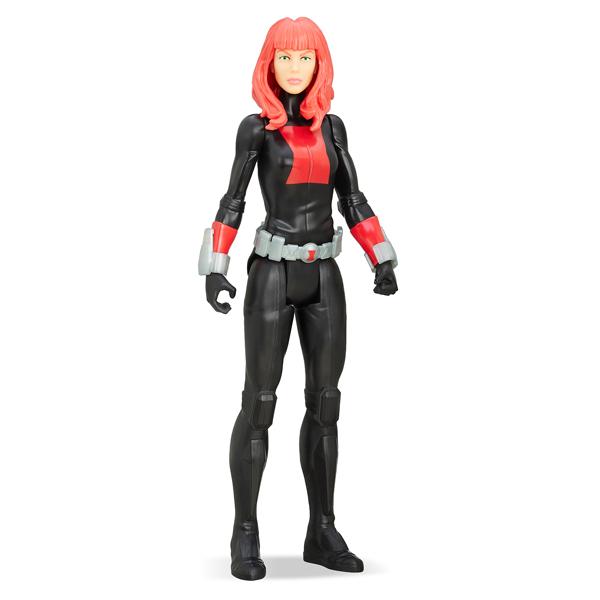 veuve noire figurine avengers 30 cm hasbro king jouet figurines hasbro jeux d 39 imitation. Black Bedroom Furniture Sets. Home Design Ideas