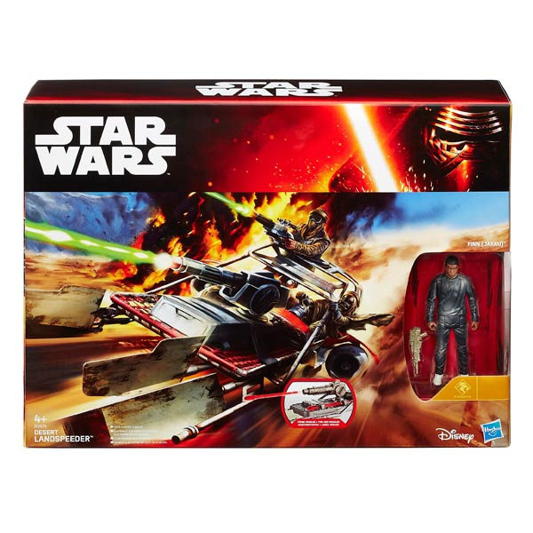 Star Wars - Véhicule medium Class II : Desert Landspeeder