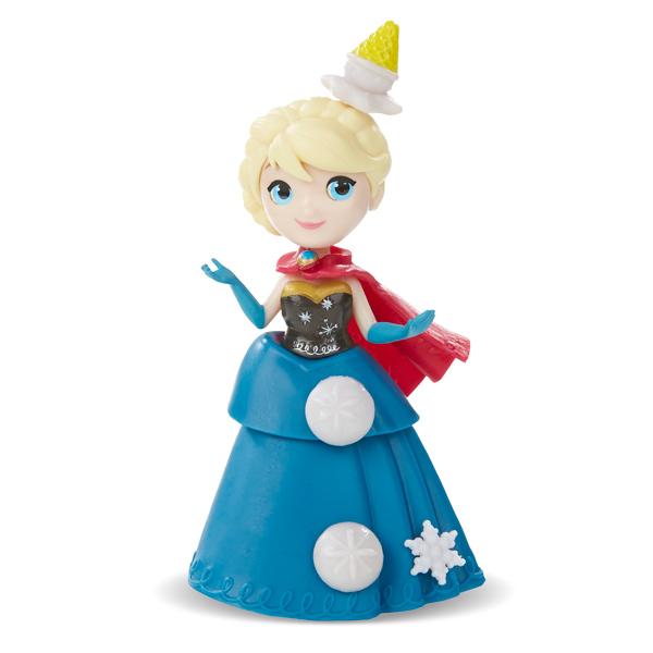 Univers Mini-poupée Reine des Neiges - Elsa avec le magasin d