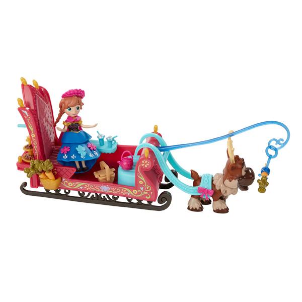 Univers Mini-poupée Reine des Neiges - La balade d