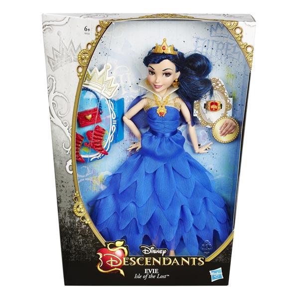 Disney descendants eve poup e tenue de bal hasbro king jouet poup es mannequin hasbro - Tenue bal de promo ...