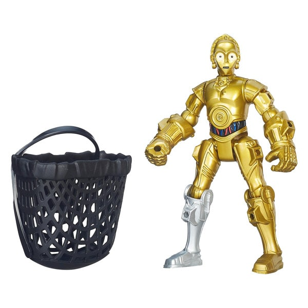 C-3PO figurine Star Wars Hero Mashers