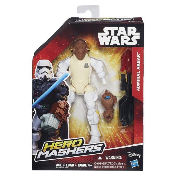 Admiral Akbar figurine Star Wars Hero Mashers