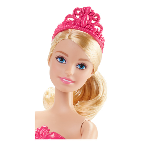Barbie ballerine rouge