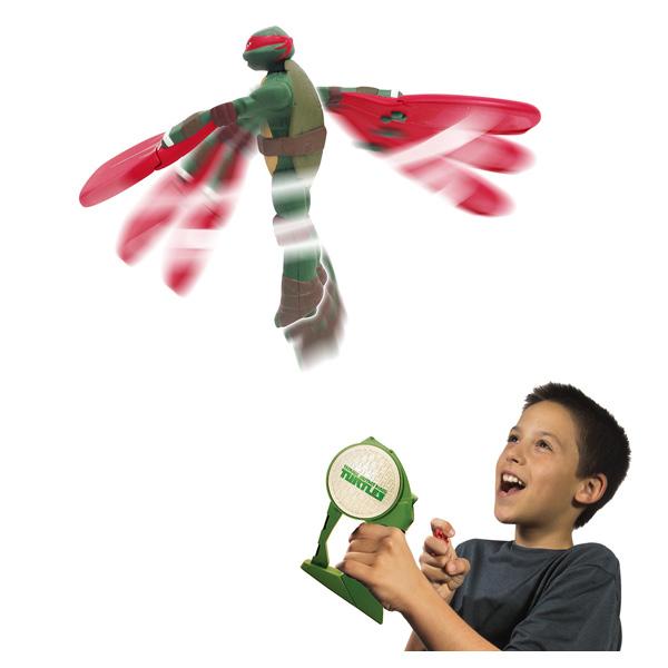 Flying Heroes Raph Tortues Ninja