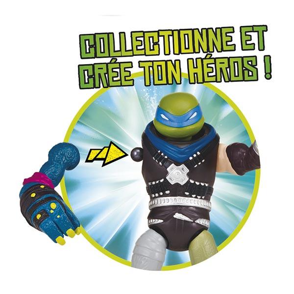 Léo Tortue Ninja mutation figurine 12cm