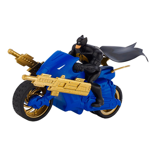 Batcycle Moto Retrofriction Batman