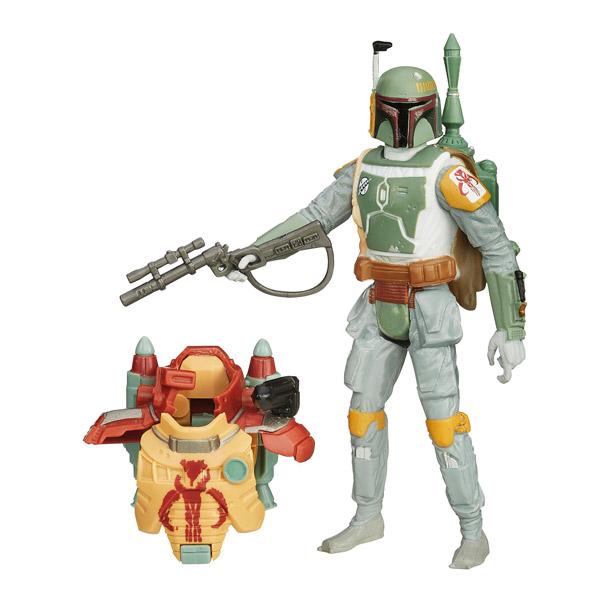 Star Wars figurine armure 10cm Boba Fett