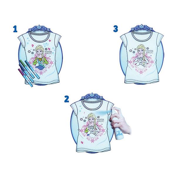 T-Shirt Reine des neiges Frozen Disney 6ans