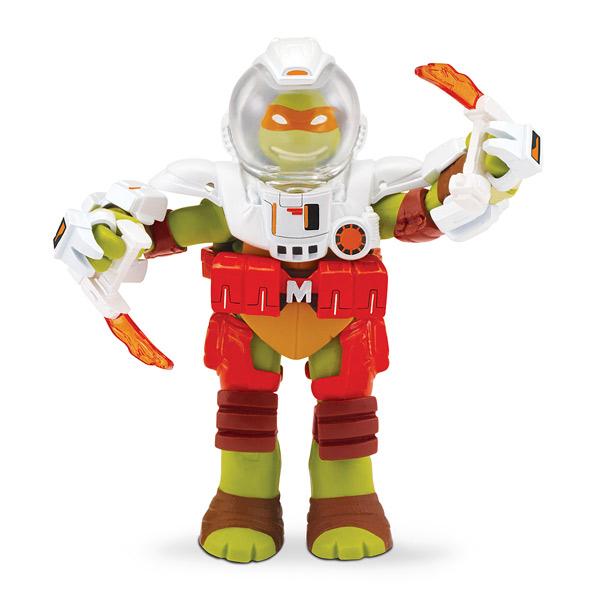 Figurine tortue ninja dimension x mickey king jouet figurines et cartes collectionner - Tortue ninja orange ...