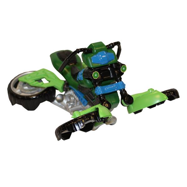 Tortues ninja mutation deluxe v hicule avec figurine l o - Vehicule tortue ninja ...