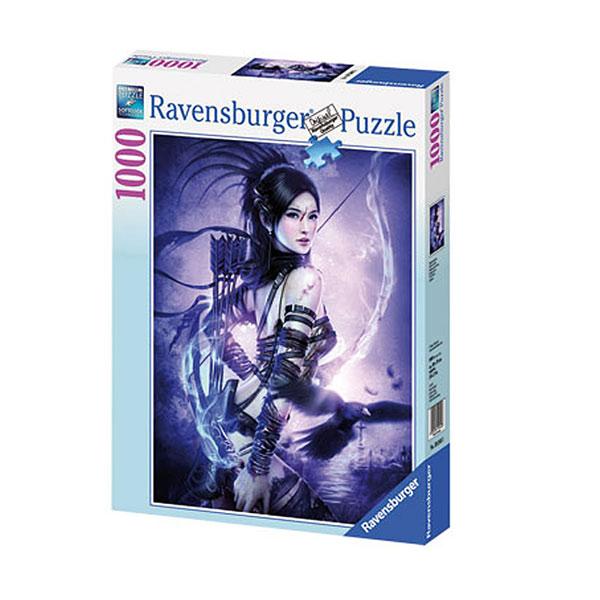 Puzzle 1000 pièces Elfe archère