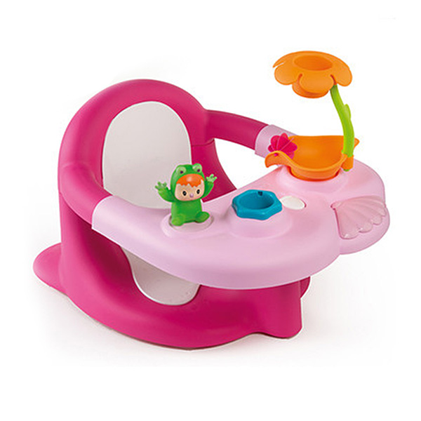 Baby Bath Time Cotoons rose coquillage