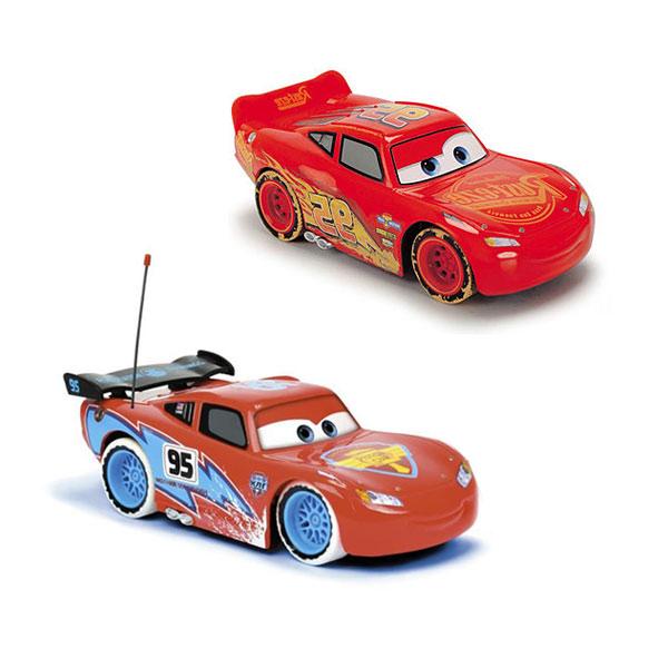 coffret de 2 voitures radiocommand es cars classique et ice majorette king jouet voitures. Black Bedroom Furniture Sets. Home Design Ideas