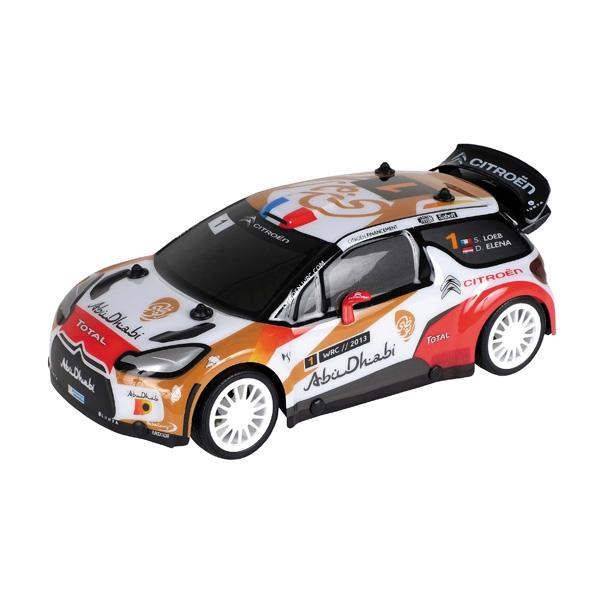 voiture citroen ds3 wrc racing radiocommandes 1 24 mondo motors king jouet voitures. Black Bedroom Furniture Sets. Home Design Ideas