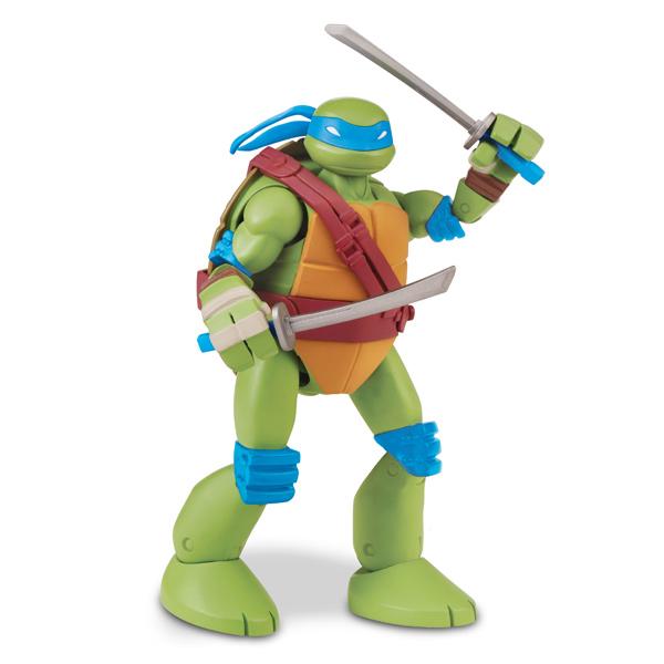 Tortue ninja mutation figurine de 14cm l o giochi king - Jeux de tortue ninja gratuit ...