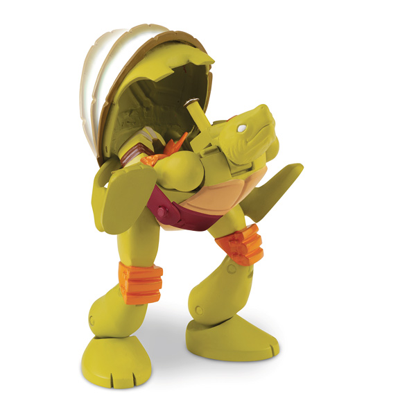 Tortue Ninja- Mutation Figurine de 14cm Mike