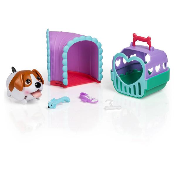 Chubby Puppies Mini Playset Beagle