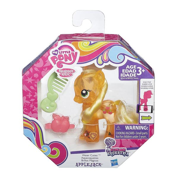 My Little Pony Paillettes Magiques AppleJack