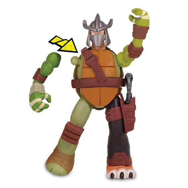 Tortue Ninja mutation figurine 12cm Shredder