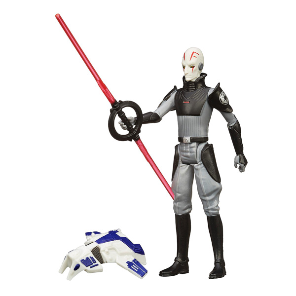Star Wars figurine 10cm The inquisitor