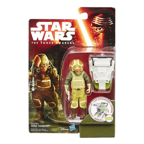 Star Wars figurine 10cm Goss Toowers