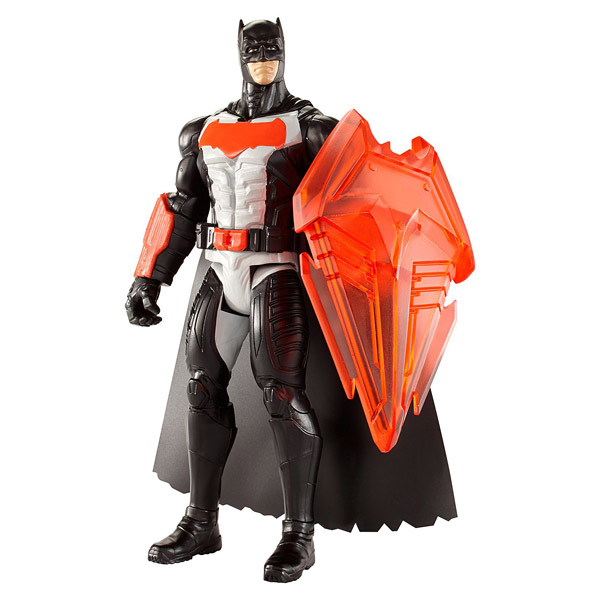 Figurine Batman bouclier pare-feu Batman V Superman 15cm
