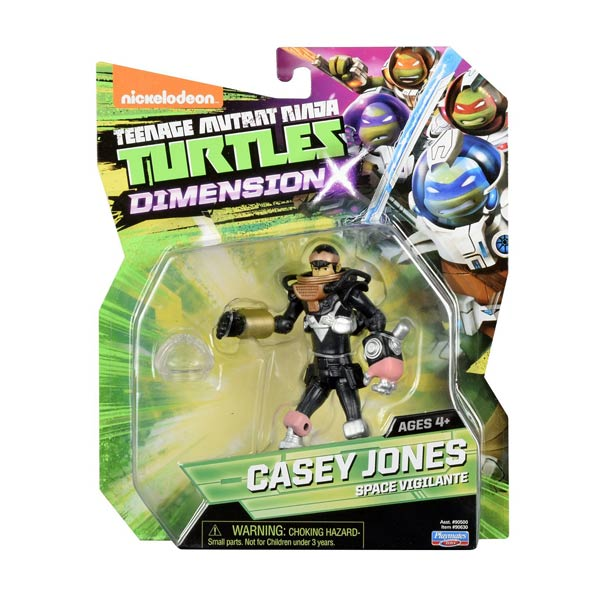 Figurine Tortue Ninja Dimension Casey Jones