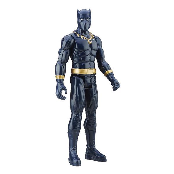 figurine avengers 30cm black panther hasbro king jouet figurines hasbro jeux d 39 imitation. Black Bedroom Furniture Sets. Home Design Ideas