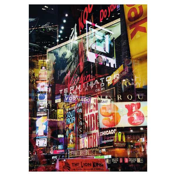 Puzzle 1000P New York City