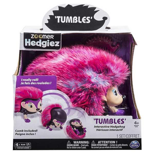 Zoomer Hedgiez Tumbles