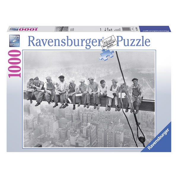 Puzzle 1000P Pause repas NYC